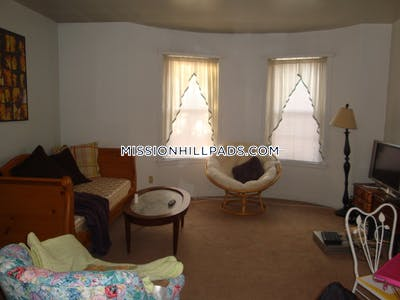 Mission Hill Apartment for rent 2 Bedrooms 1 Bath Boston - $2,250