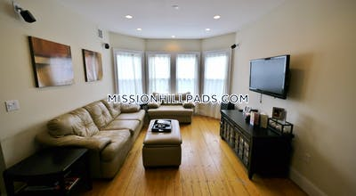 Mission Hill Apartment for rent 3 Bedrooms 2 Baths Boston - $3,900