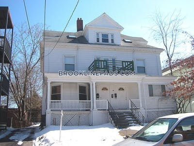 Brookline Apartment for rent 6 Bedrooms 3 Baths  Boston University - $5,600