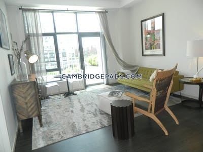 Cambridge Apartment for rent 1 Bedroom 1 Bath  East Cambridge - $3,444