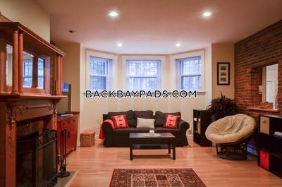 Back Bay Apartment for rent 1 Bedroom 1 Bath Boston - $2,900