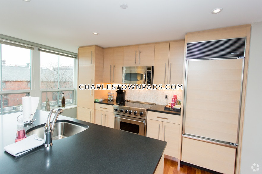1 Bed 1 Bath BOSTON - Boston - Charlestown $3,513