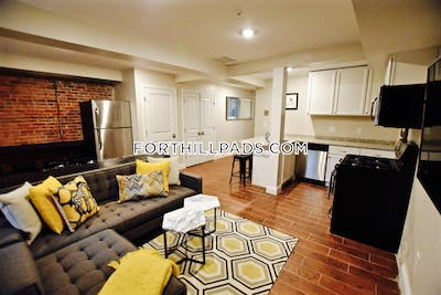 Fort Hill Beautiful 4 bed 3 bath apartment in Fort Hill Boston - $4,350