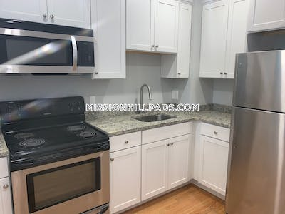Mission Hill 1 Bed 1 Bath Boston - $2,300