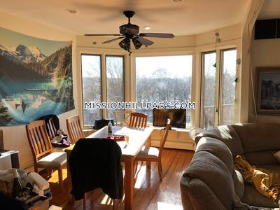 Mission Hill  Gorgeous 7 Beds 2 Baths Boston - $6,775