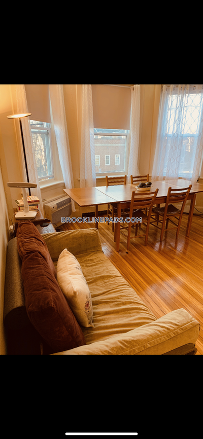 Brookline Apartment for rent 2 Bedrooms 1 Bath  Washington Square - $2,395 No Fee