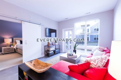 Everett Apartment for rent 1 Bedroom 1 Bath - $2,374