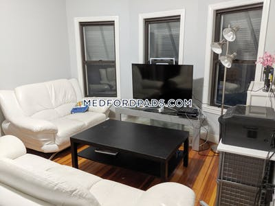 Medford Amazing 4 bedroom apartment in the Tufts University Area  Tufts - $3,650