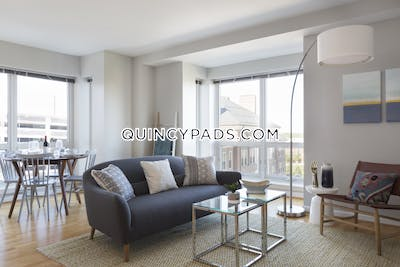 Quincy Awesome 1 Bed 1 Bath  Quincy Center - $2,406