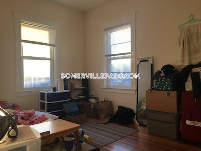 Somerville Apartment for rent 4 Bedrooms 1 Bath  Tufts - $3,000