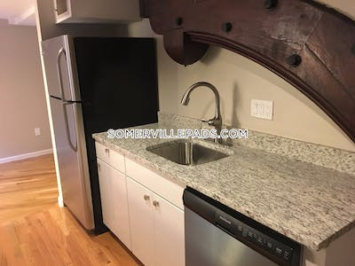 Somerville Apartment for rent 3 Bedrooms 1.5 Baths  Union Square - $3,600