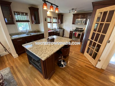 Watertown Incredible Fully Furnished 3 Bed 1 Bath  - $3,600